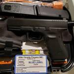 Glock 19 gen4 GNS 9mm blue label