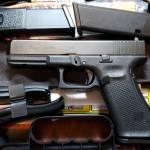 Glock 17 gen5 9mm blue label
