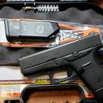 Glock 43 GNS 9mm blue label