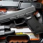 Glock 22 gen4 GNS 40s&w blue label