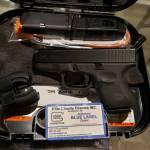 Glock 26 gen5 GNS 9mm blue label