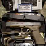 Glock 34 gen4 MOS ODG 9mm blue label