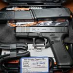 Glack 45 gen5 black GNS 9mm blue label