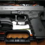 Glock 20 gen4 10mm Blue Label