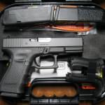 Glock 23 gen4 40s&w blue label