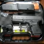 Glock 27 gen4 40s&w blue label