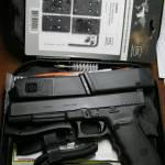 Glock 40 gen4 MOS 10mm blue label