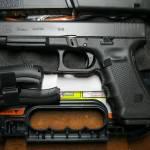 Glock 34 gen4 9mm blue label