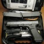 Glock 34 gen4 MOS 9mm blue label