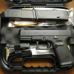 Glock 19 gen5 GNS 9mm