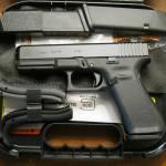 Glock 17 gen5 GNS 9mm