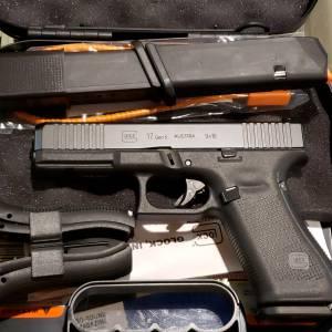 Glock 17 gen5 GNS Front Serrations 9mm