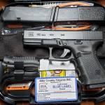 Glock 19 gen4 USA black 9mm