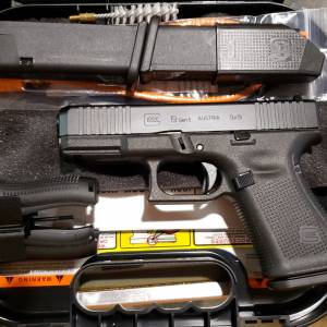 Glock 19 gen5 Front Serrations 9mm