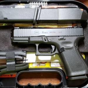 Glock 19 Gen5 GNS FS PA195S703 9mm