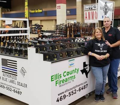 Guns Show Carts