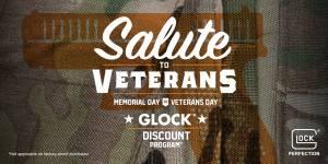 Salute to veterans, Glock_w/ Ellis County Firearms