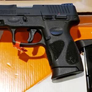 """Taurus G2C Black 3.2"""" 1-G2C931-12 9mm"""