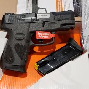 """Taurus G2C Gray 3.2"""" 1-G2C931-12G 9mm"""