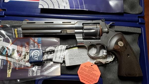 "Colt Python 6"" 357mag PYTHON-SP6WTS"