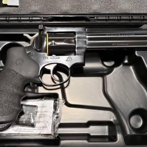 """Ruger GP100 5"""" black 1756 357mag"""