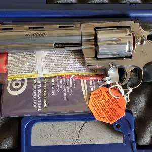 "Colt Anaconda 6"" 44mag SP6RTS"