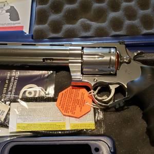"Colt Anaconda 8"" 44mag SP8RTS"