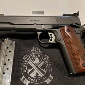 Springfield 1911 RO Target 9mm PI9129L