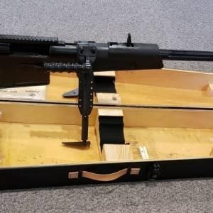 Zastava M93 Black Arrow 50BMG SRM93050