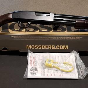 """Mossberg 500 Retro 18.5"""" 50429 12ga"""