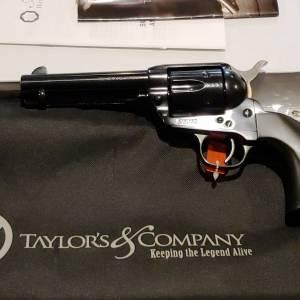 "Taylors/Uberti Devil Anse 4.75"" black 555162 357mag"