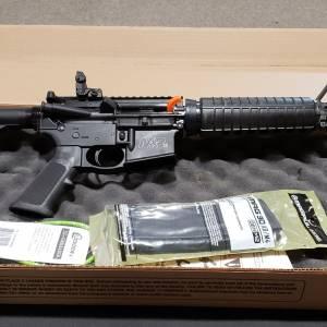 S&W M&P15 Sport II sights 5.56mm 10202