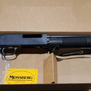 """Mossberg 590 Shockwave 14"""" black 410ga 50649"""