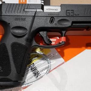 "Taurus G3 black 4"" 9mm 1-G3B941"