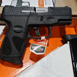 "Taurus G2C Black 3.2"" 40s&w 1-G2C4031-10"