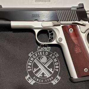 """Springfield 1911 Ronin bitone 4.25"""" 9mm PX9117L"""