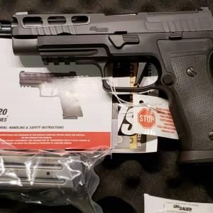 "Sig 320 AXG Pro Cut 4.7"" 9mm 320AXGF-9-BXR3-PRO-R2"